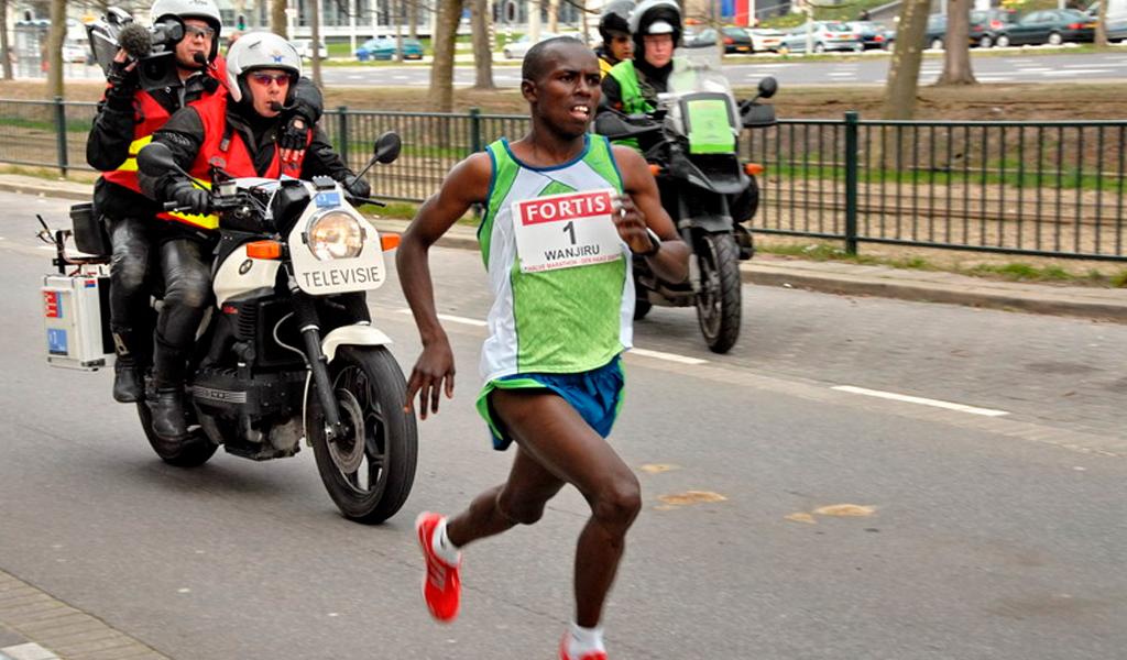 Samuel wanjiru -15 de mayo