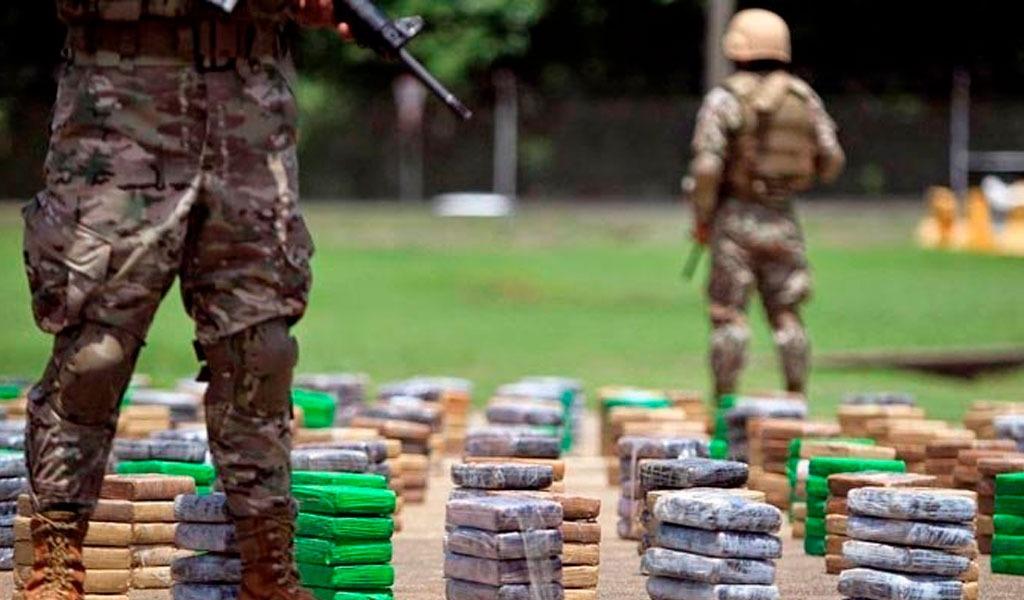 Grupos armados estarían cambiando drogas por armas
