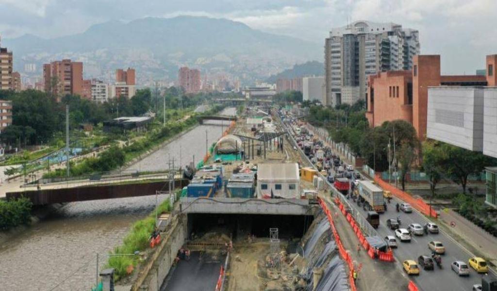 Malla vial de Medellín será intervenida para mejorar la movilidad