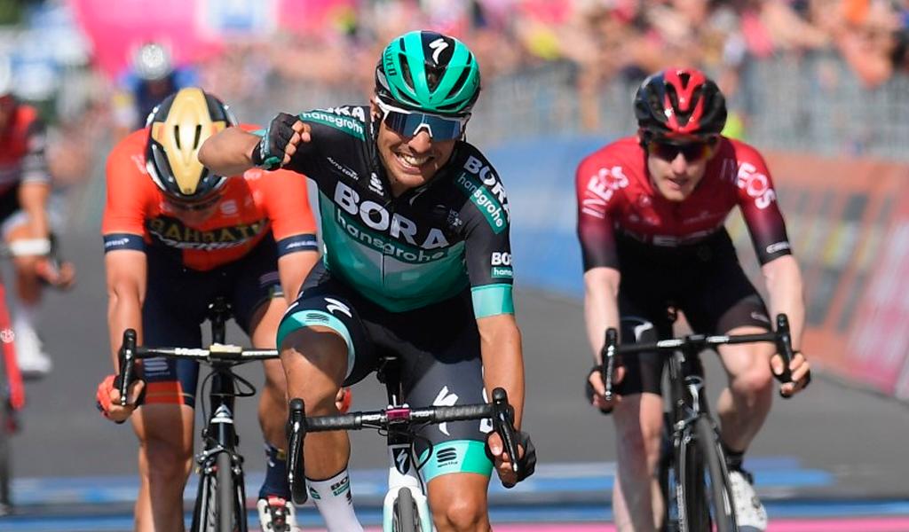 Cambios en la clasificación general del Giro de Italia