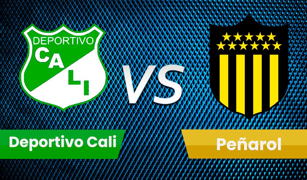 Empate 1 – 1 entre Cali y Peñarol