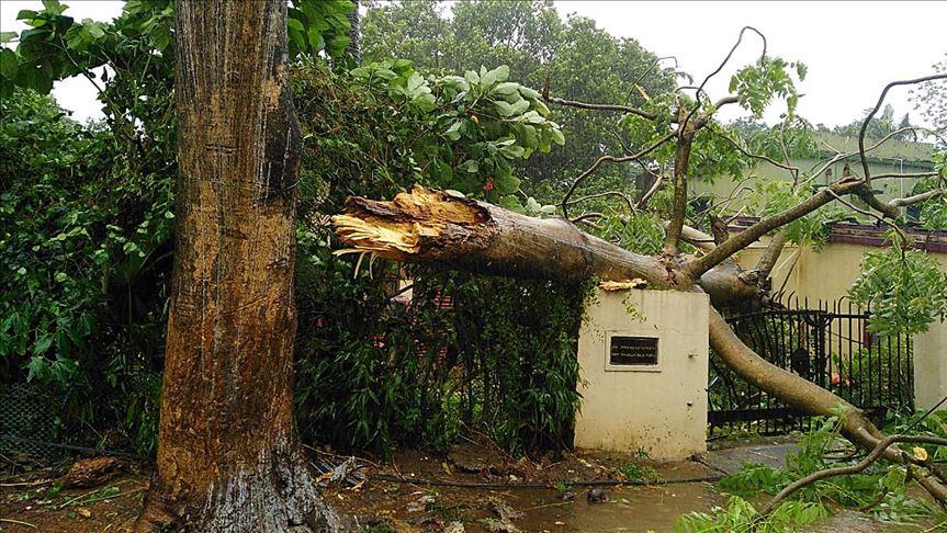 Aumentó número de personas fallecidas por ciclón en India
