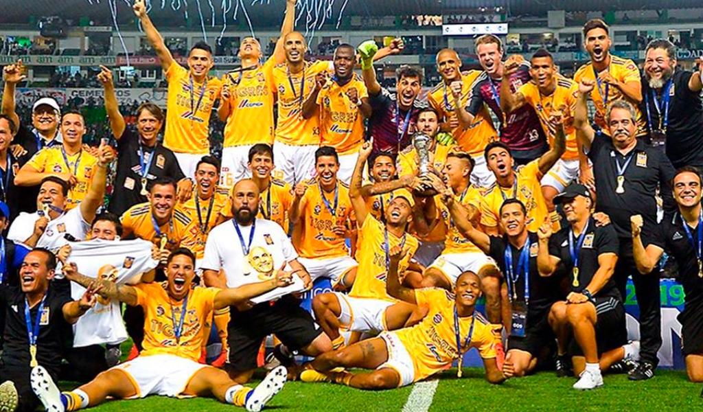 Colombianos campeones en la Liga MX