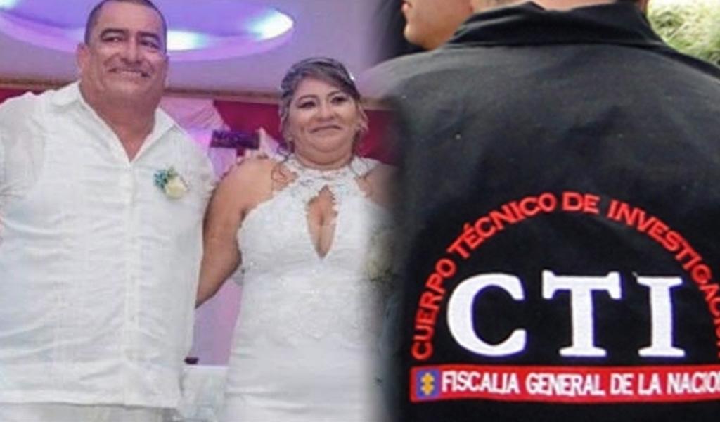 Investigador del CTI asesinó a su esposa y luego se suicidó