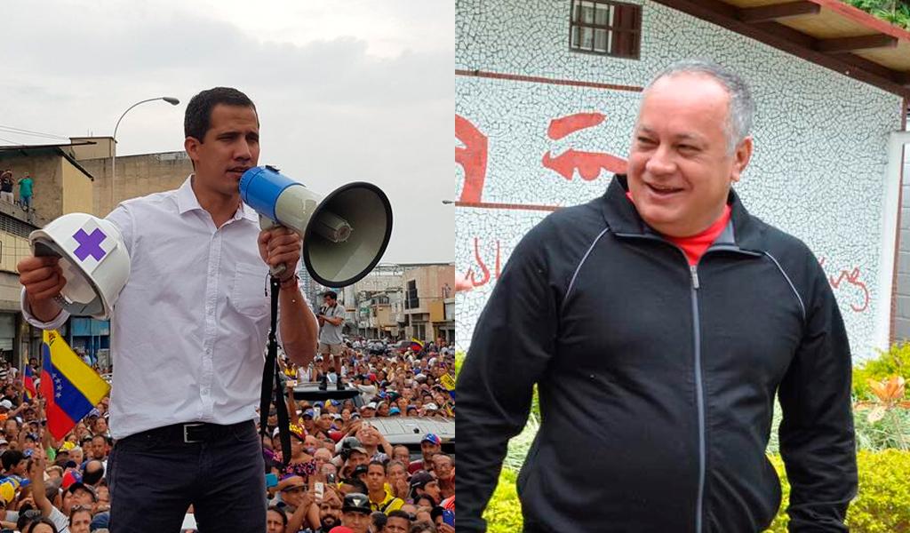 Chavismo y oposición venezolana medirán fuerzas en un paro