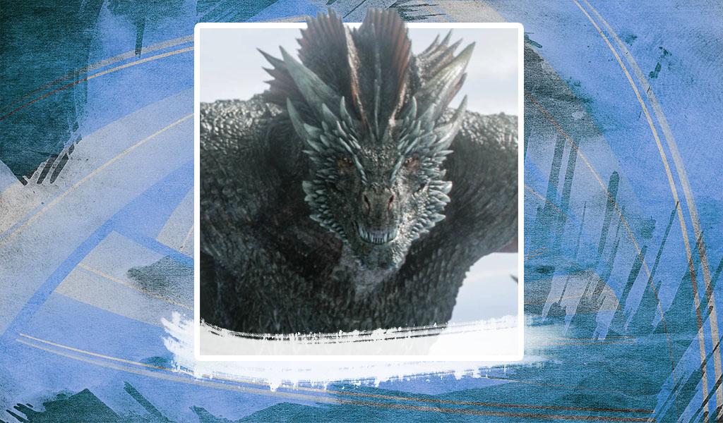 GoT: Drogon es el último de los hijos de Daenerys Targaryen