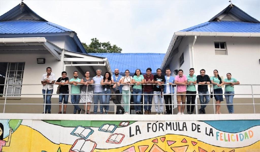 'Son de paz': la reconciliación tiene aires de juventud