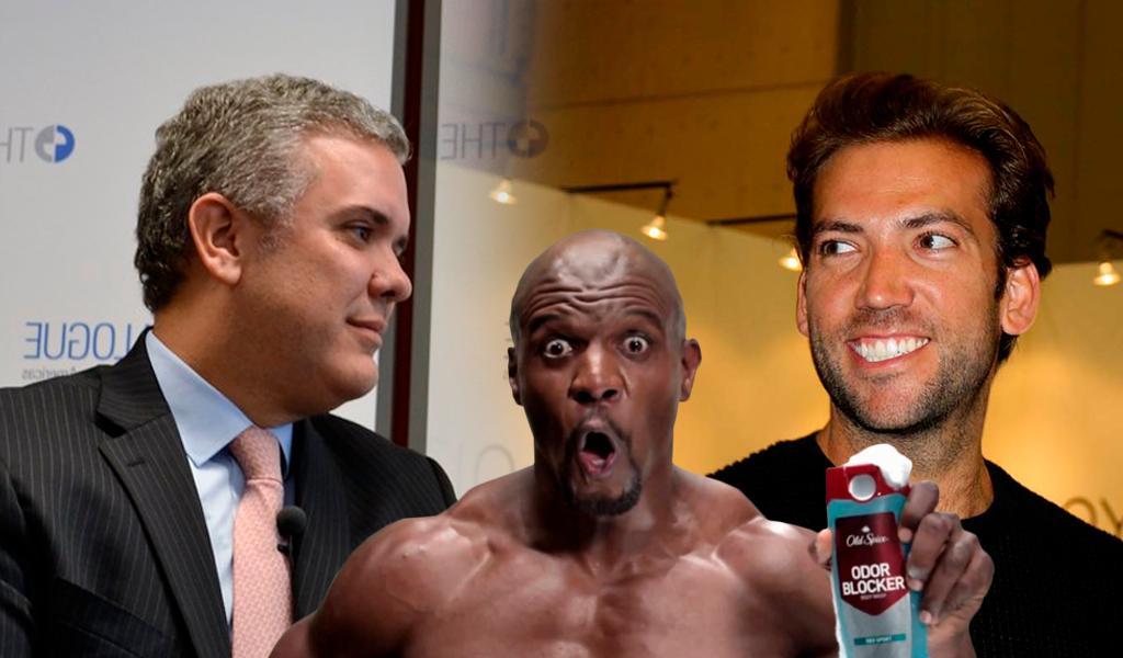 ¿Quién bloqueó a Martín Santos en el Twitter de Duque?