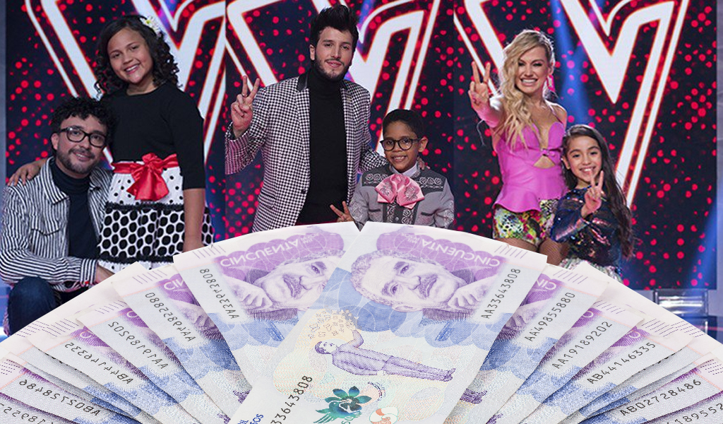 El jugoso premio que se lleva el ganador de 'La Voz Kids'