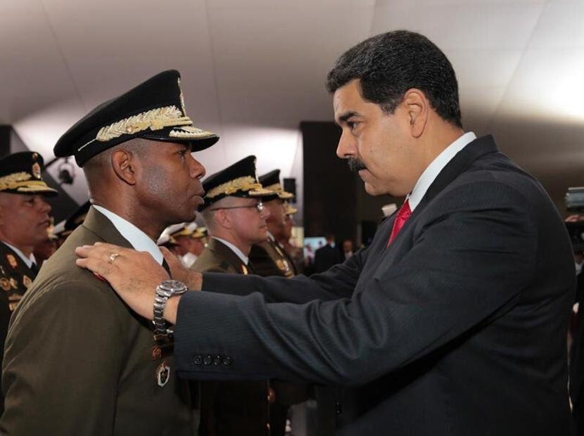 """El alto """"camarada"""" chavista que EE.UU. perdonó"""