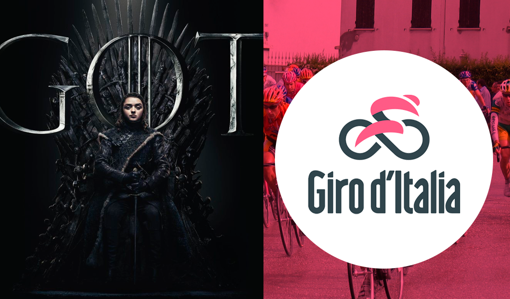 Giro de Italia - Game of Thrones