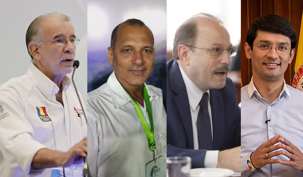 Gobernadores se pronuncian frente al fracking en el PND