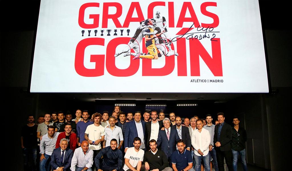 Diego Godín - Atlético de Madrid