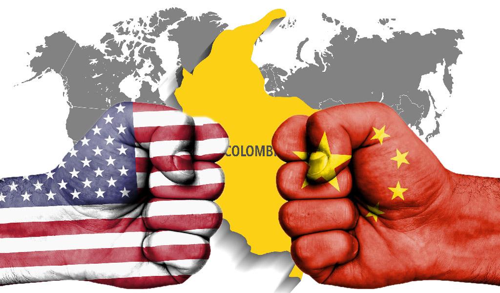 Los efectos en Colombia de la disputa entre EE.UU. y China