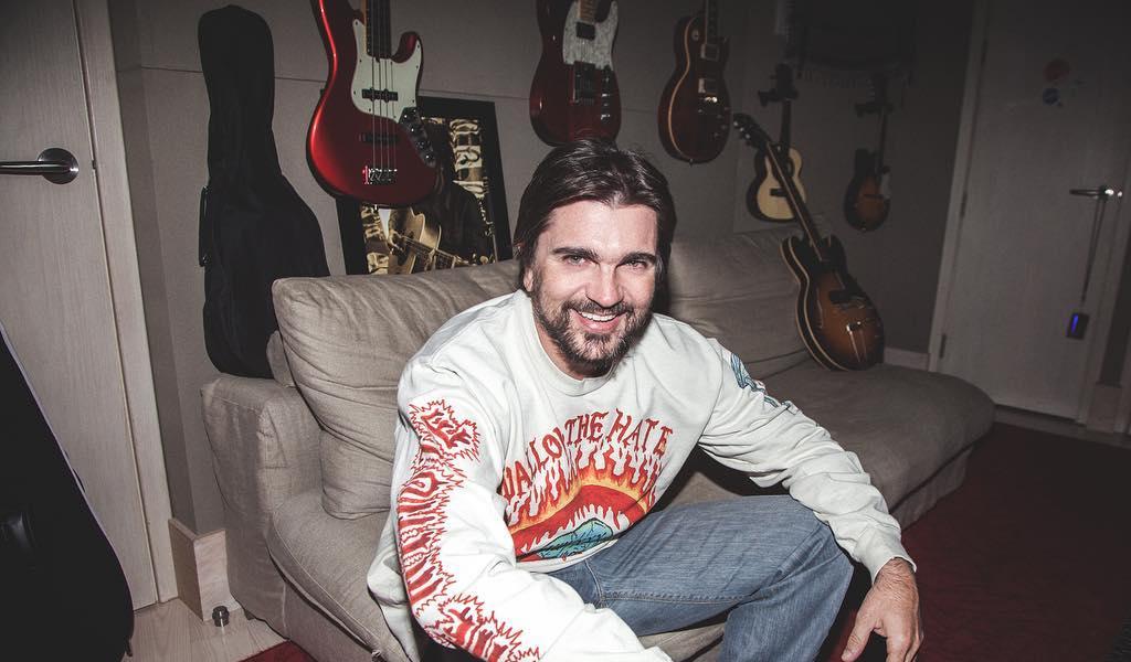 Juanes presenta 'Querer mejor', su nuevo sencillo
