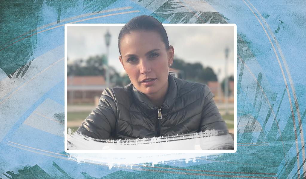 Juliana Galvis fue víctima de robo en Bogotá
