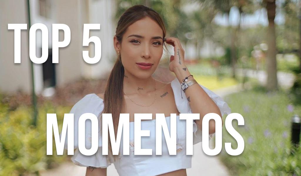 Cinco momentos en los que Luisa W fue tendencia en redes