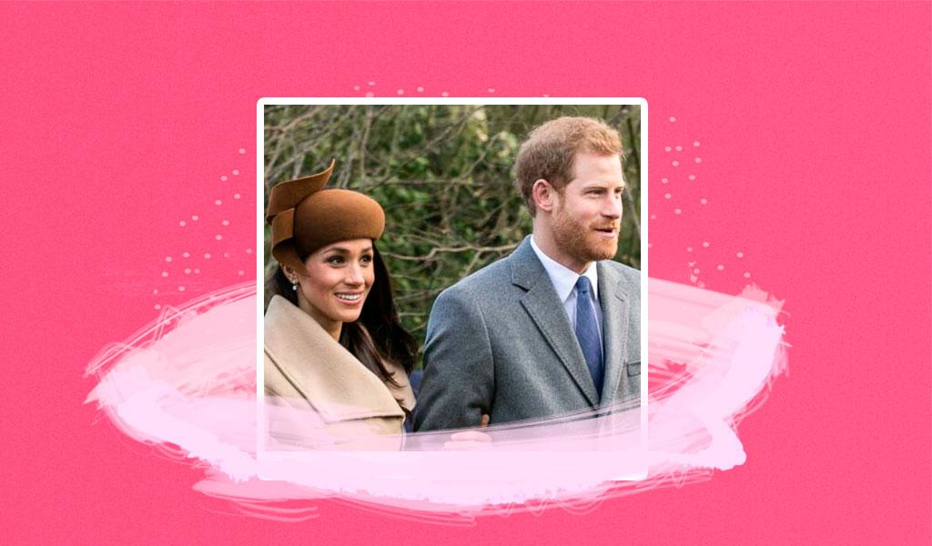 Así se ve el bebé de Meghan Markle y el príncipe Harry