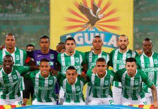 Atlético Nacional también fue premiado en la Liga Águila