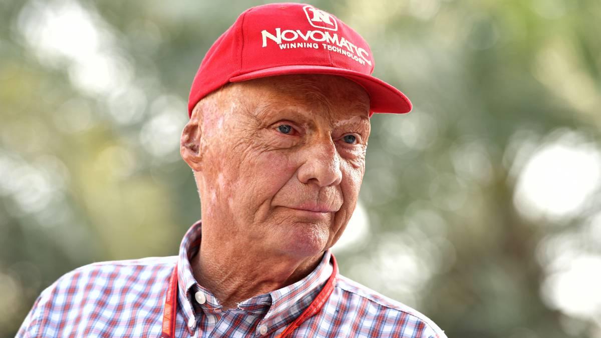 Falleció Niki Lauda, tres veces campeón de la Fórmula 1