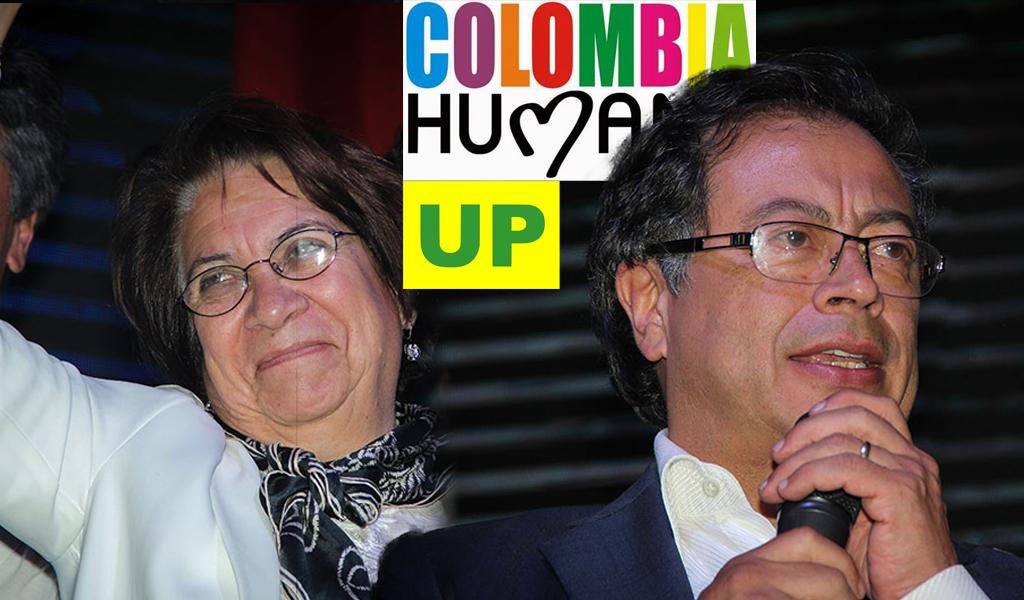 UP, Unión Patriótica, elecciones, fusión, Colombia Humana