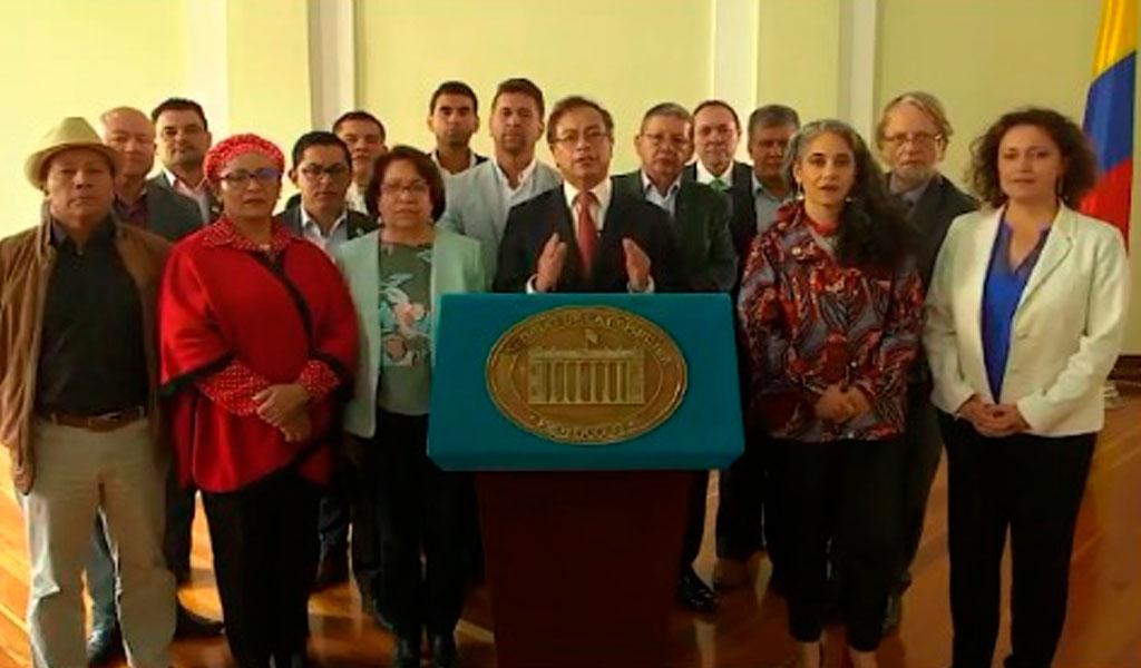Duque ataca la institucionalidad del país: oposición