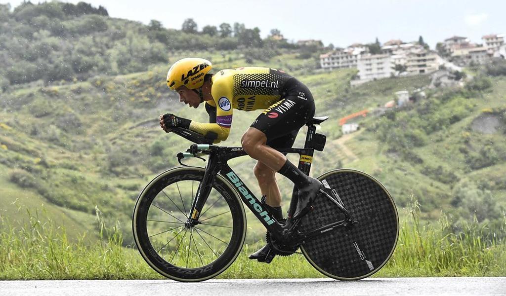 Esloveno se lleva la novena etapa del Giro