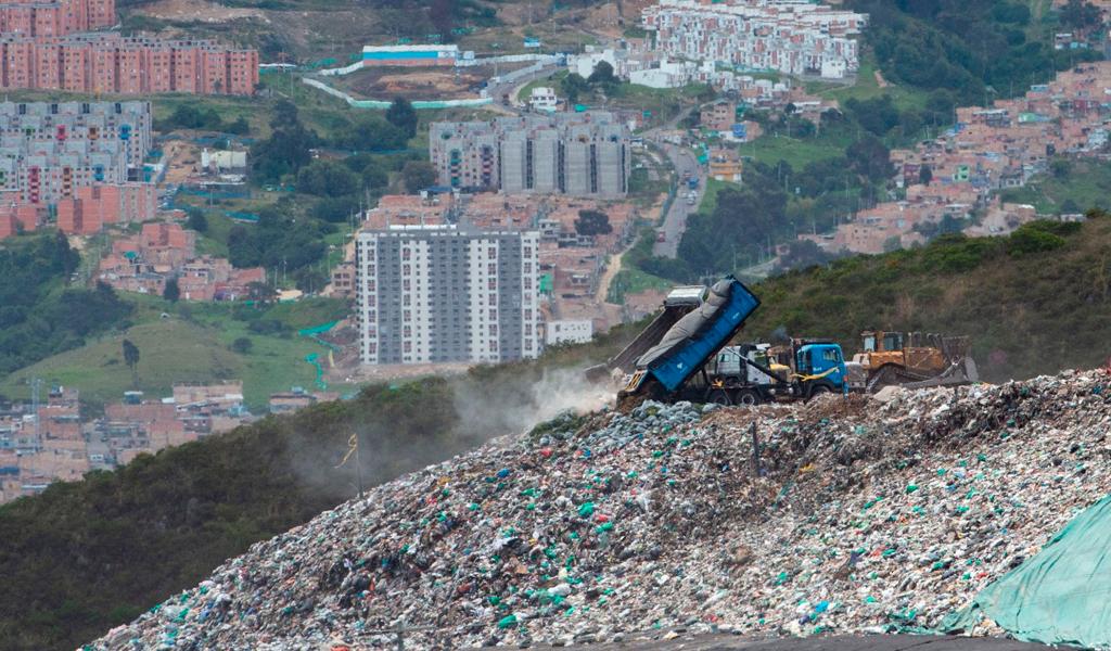 producción de plásticos
