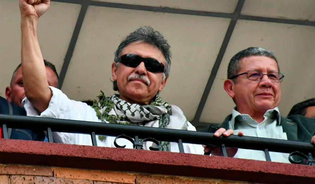 Santrich no descarta suicidio ante extradición