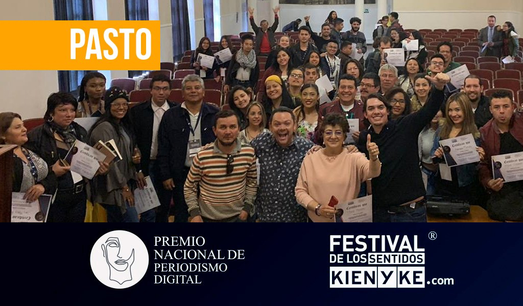 Pasto recibió al taller de Periodismo Digital