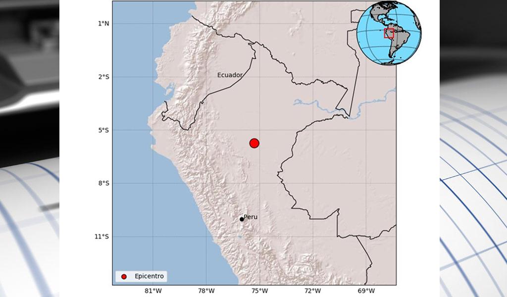 Sismo, Terremoto, Colombia, Brasil, Perú
