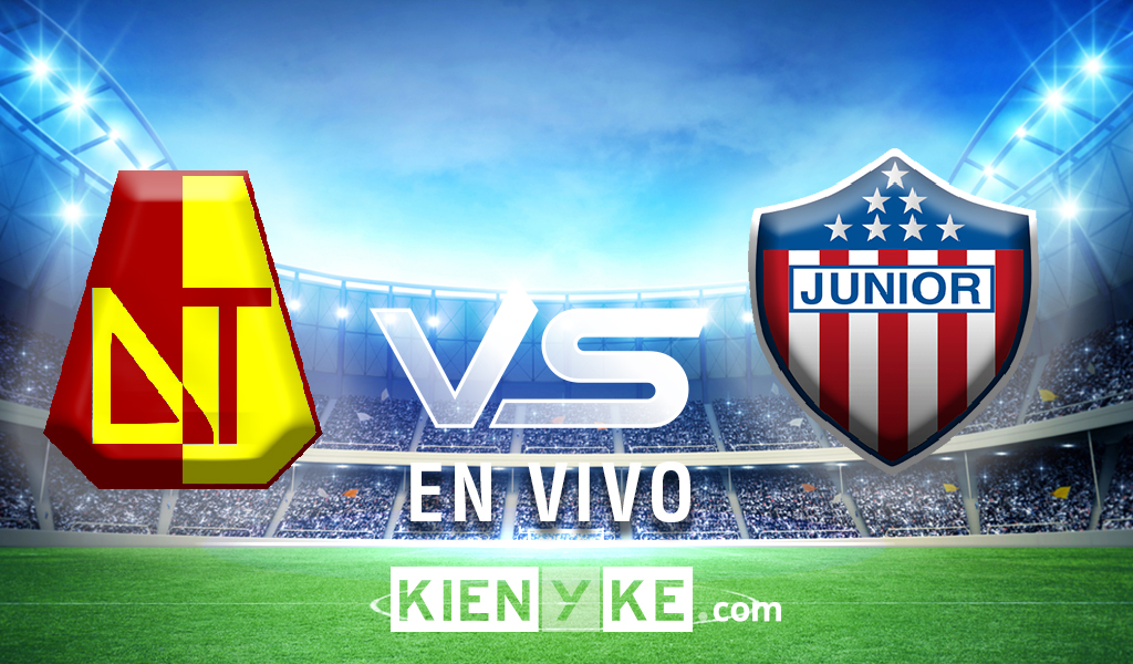 Tolima y Junior empatan 1-1