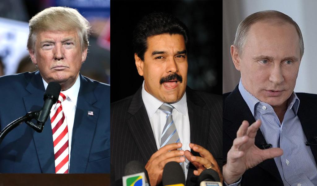 Trump y Putin conversaron sobre situación de Venezuela