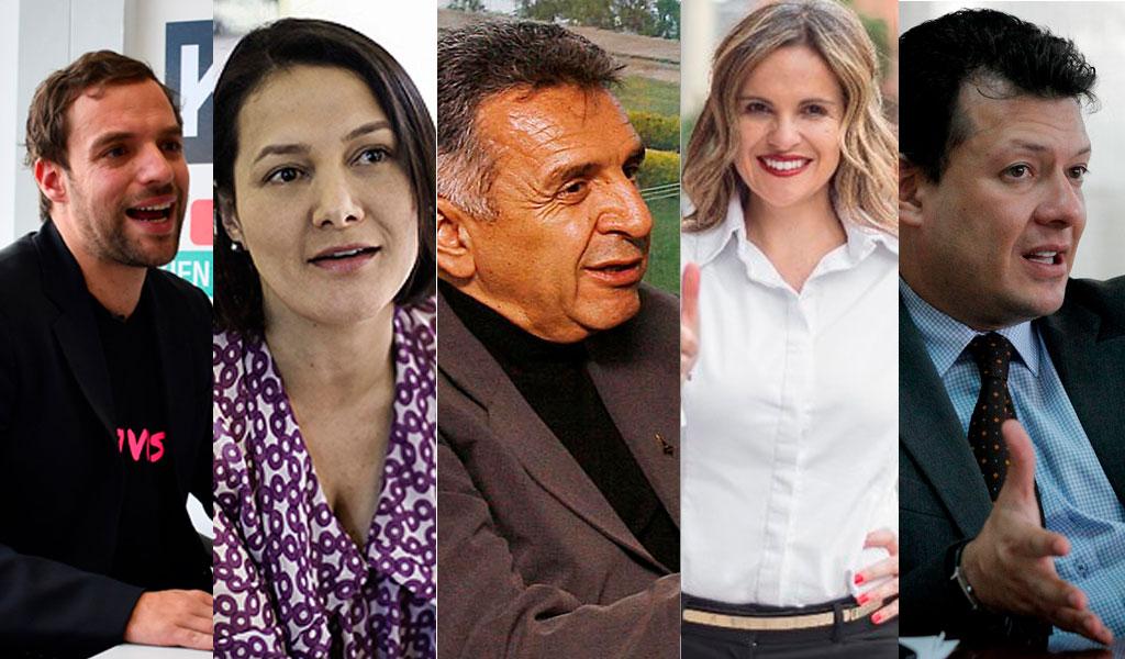 Candidatos a la alcaldía debatieron propuestas para Bogotá