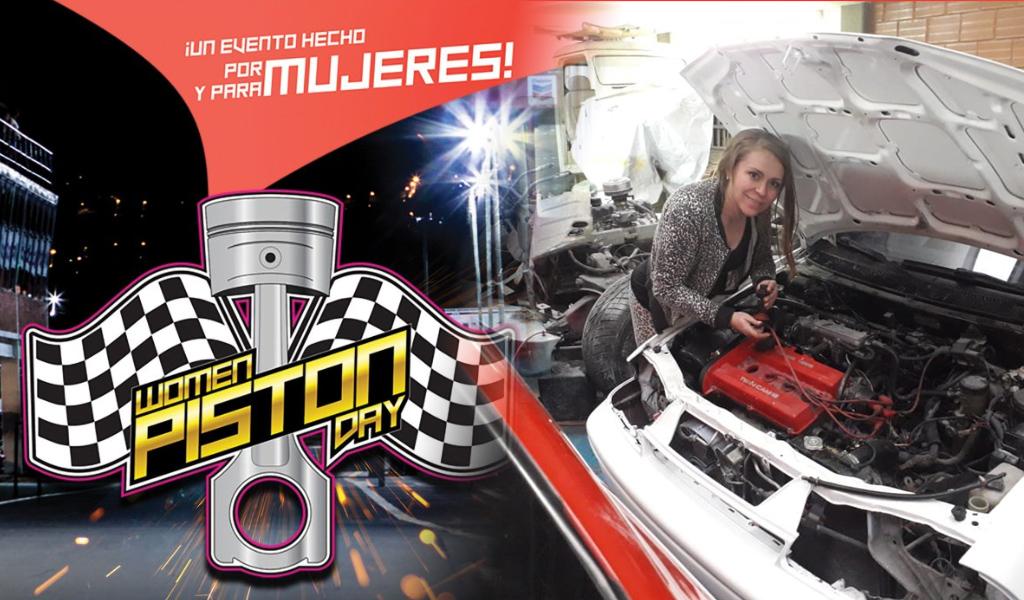 Adrenalina en el Women Piston Day