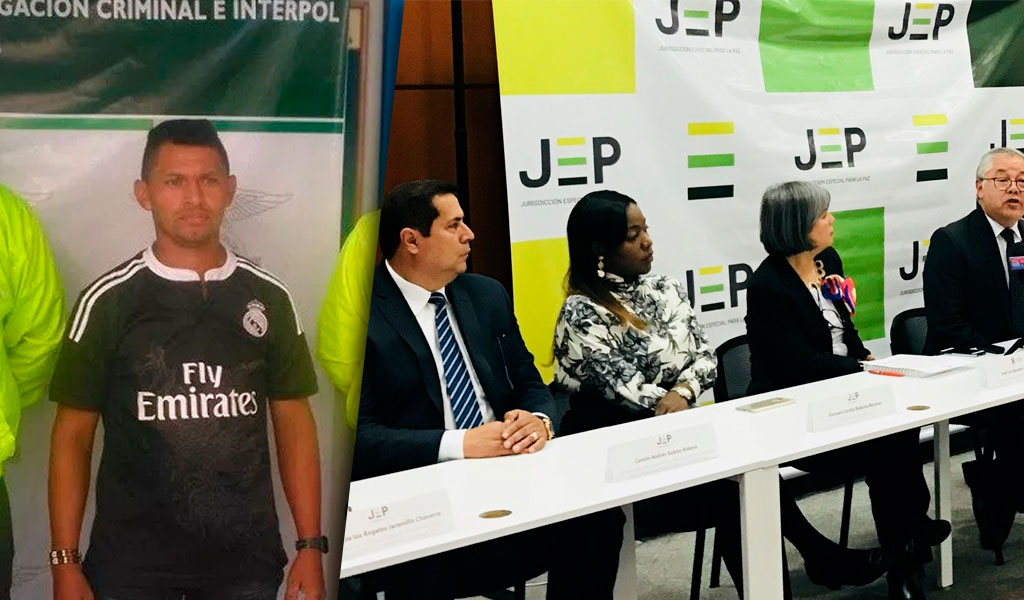 JEP negó amnistía a exguerrillero por abusos sexuales