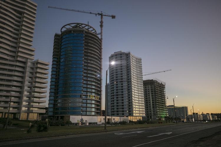 Un desastre en Uruguay llamado Trump Tower Punta del Este