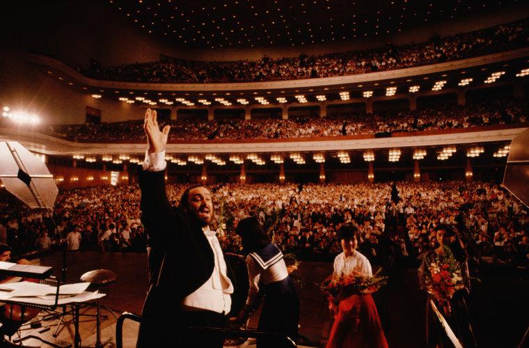 Pavarotti, el corazón secreto y latiente de la ópera