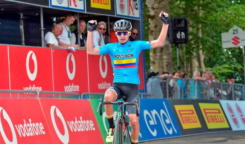 Victoria colombiana en el Giro de Italia sub 23
