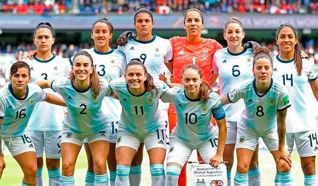 Argentina-femenino