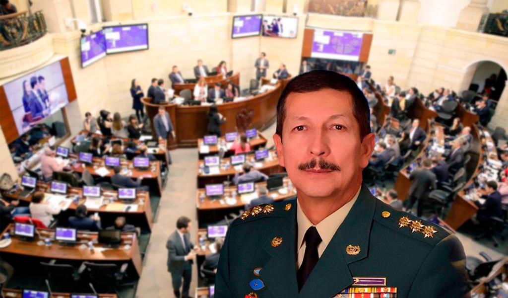 Senado aprobó ascenso del general Nicacio Martínez