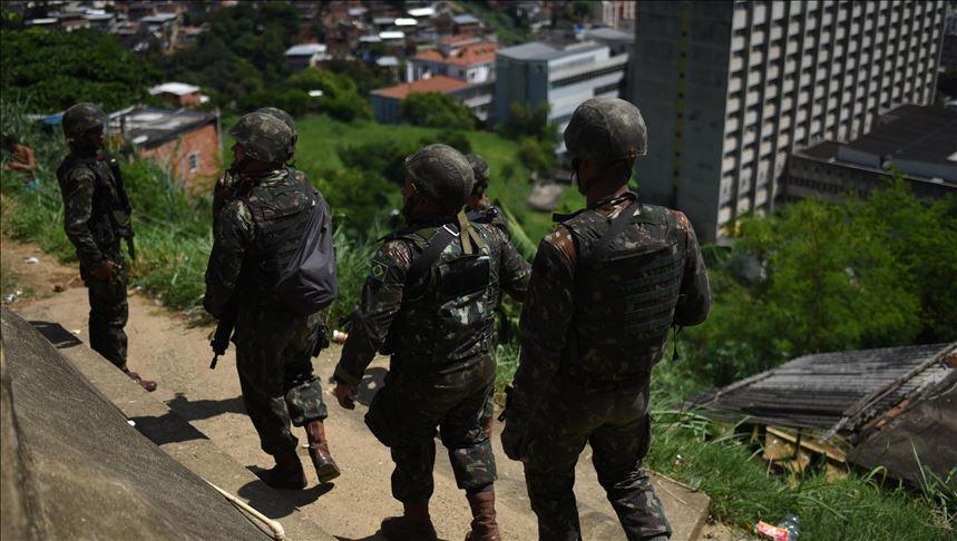 Más de 65 mil personas fueron asesinadas en 2017 en Brasil