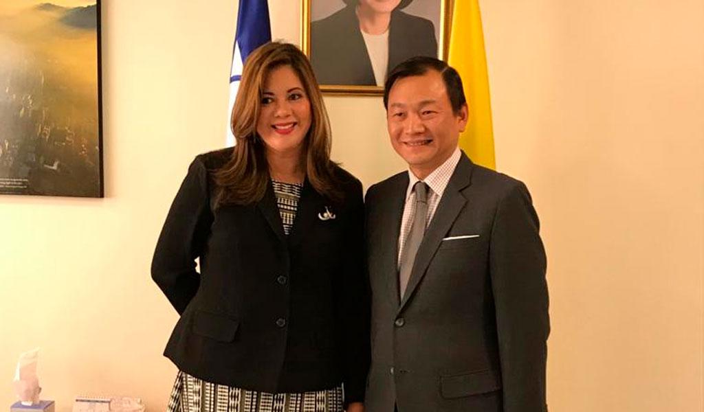Los lazos que unen a Taiwán y Colombia