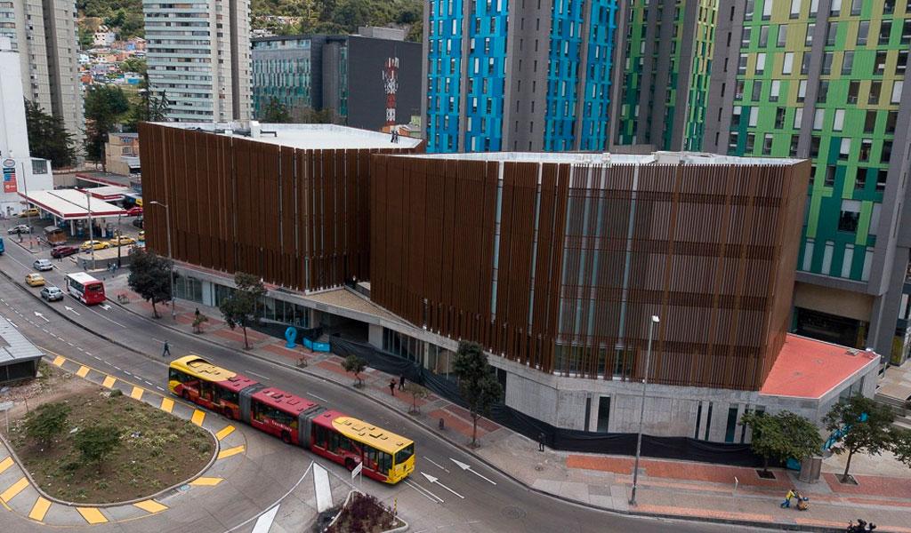 Alcaldía abrirá las puertas de la Cinemateca de Bogotá