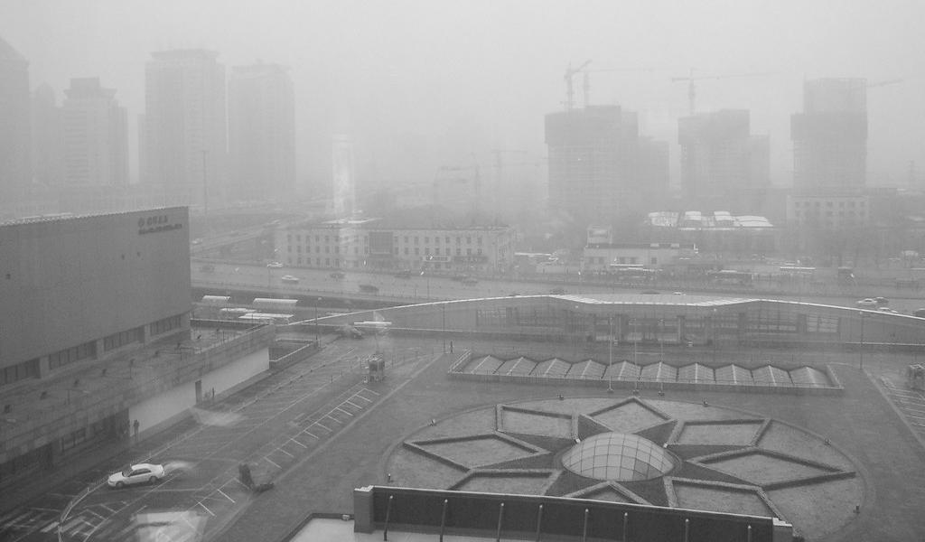 China el país que más contamina el aire