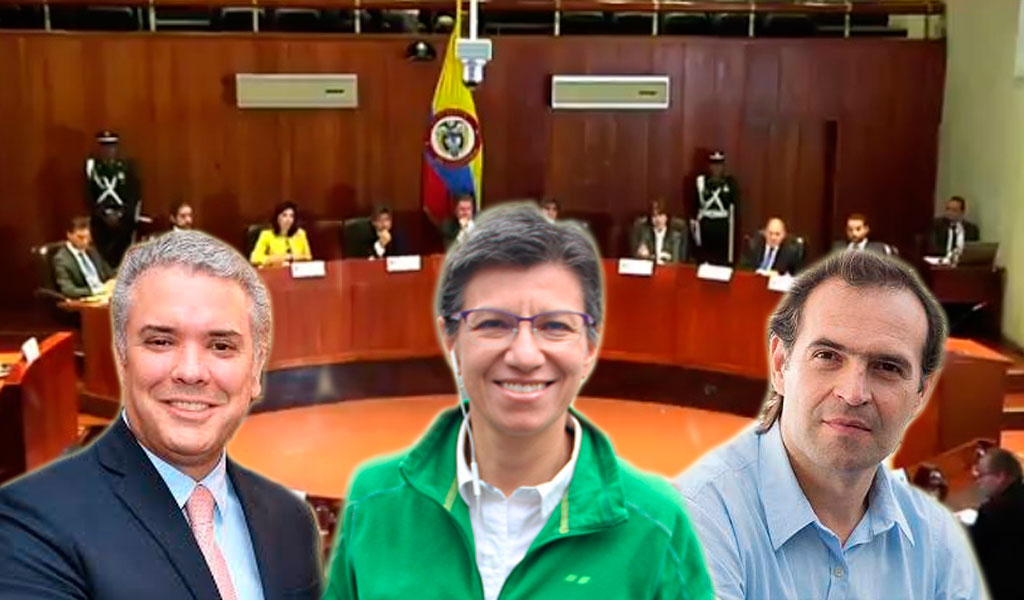 Políticos reaccionan a fallo de la Corte Constitucional