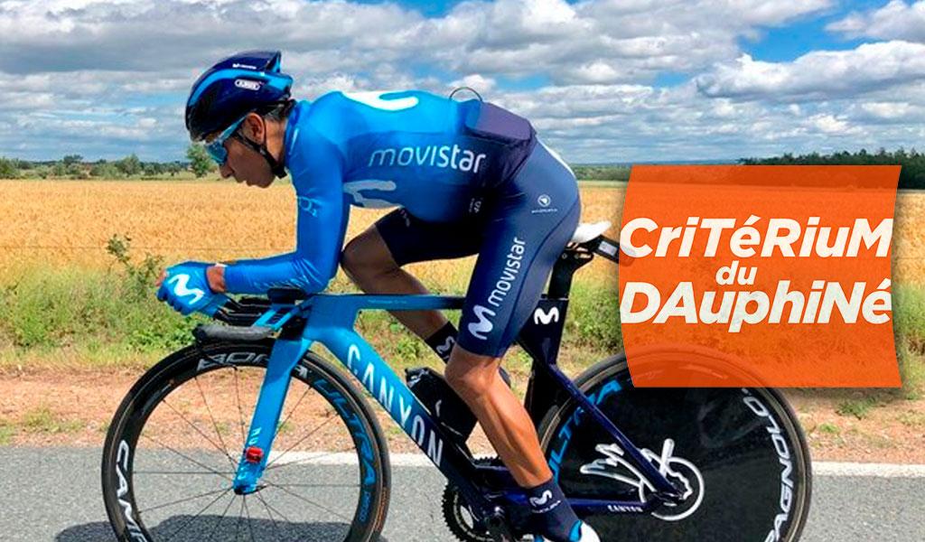 Critérium du Dauphiné, Nairo Quintana