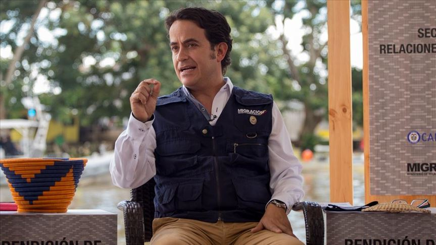 Colombia no deportará al diputado venezolano Richard Blanco