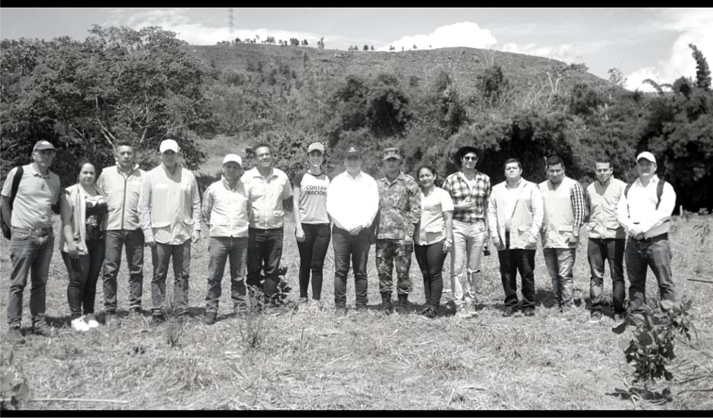 Avanza recuperación del humedal El Pantano en Santander