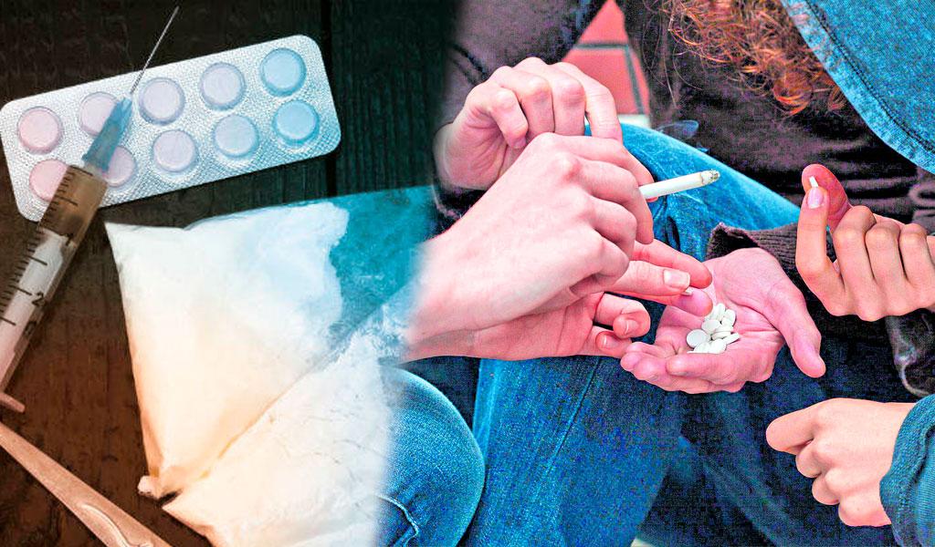 ¿Prohibir las drogas combate de manera efectiva el crimen?